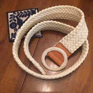 J. Crew rope belt, Size S/M
